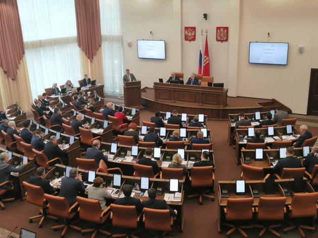 Депутаты Заксобрания поделили комитеты по-братски