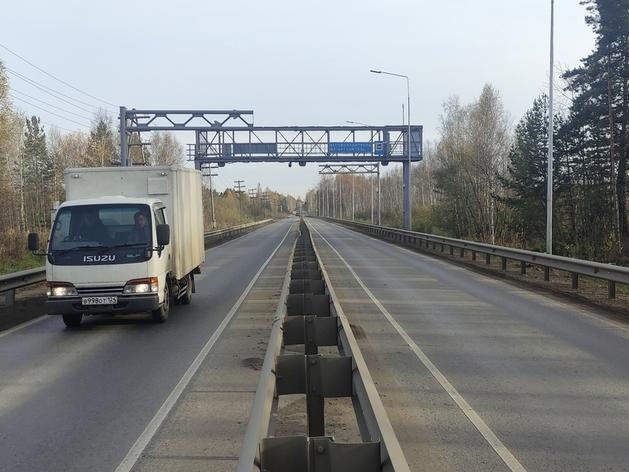 Следить за весом грузовиков в Красноярском крае станут пристальнее